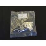 Uprated Brake Shoe Hold Down Kit TR4 - 6