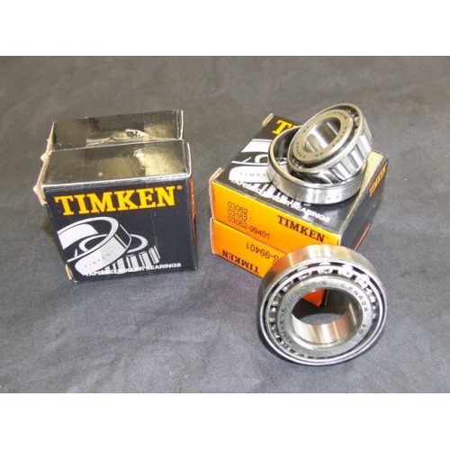 Timken Front Wheel Bearings Tr2 To Tr6 Tvr Herald Spitfire