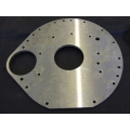 Aluminium Engine Back Plate TR5 TR6