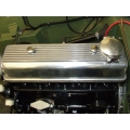 Alloy Rocker Cover with Aston Filler Cap TR2-4A