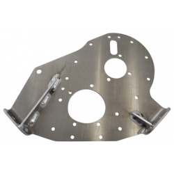 Alloy Engine Plate TR2 TR3 TR3a